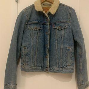 Levi's Original Sherpa Trucker Jacket